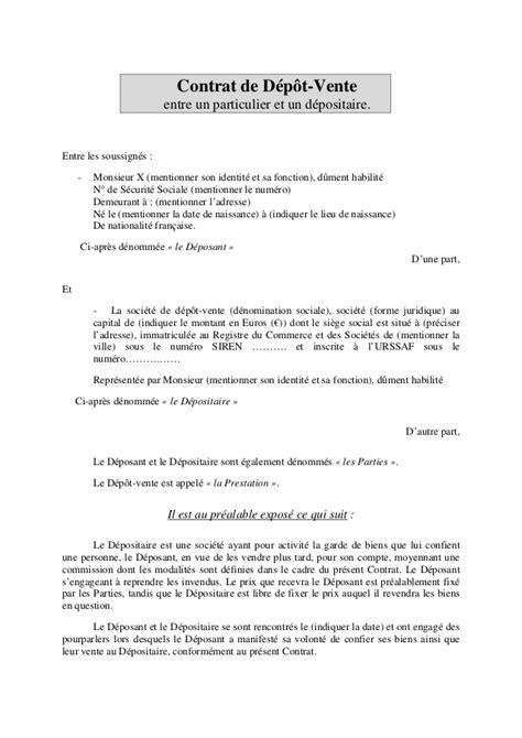 Contrat Location Meublée Gratuit by Trouver Modele Avenant De Contrat