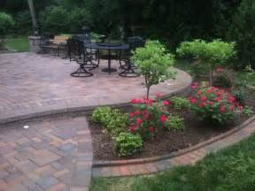 landscaping ideas around patio 25 best landscaping around patio ideas on