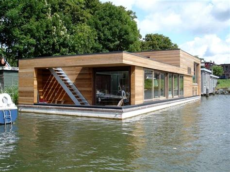 dutch house boat 25 best ideas about floating house on pinterest floating homes futuristic home and