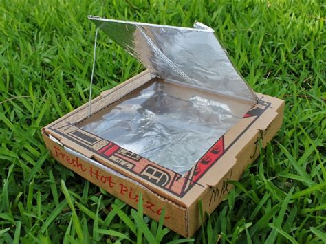 How To Make A Paper Oven - how to make a solar oven science project ideas