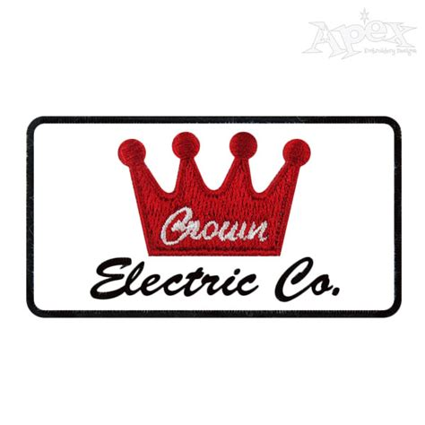 embroidery design companies elvis crown electric embroidery design