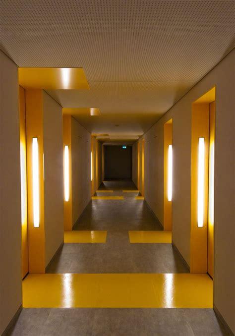 duwo student housing hallway  uilenstede amstelveen