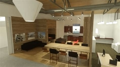 Pmc Commercial Interiors by So Cal Warehouse Renovation Because We Can