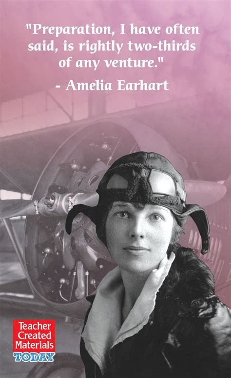 amelia earhart quotes courage quotesgram