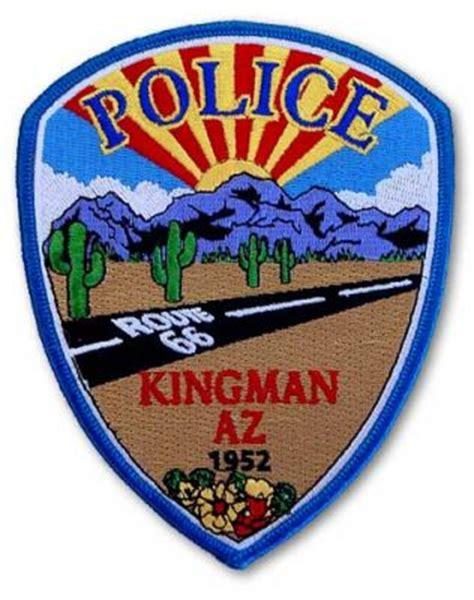 kingman police department arizona kingman police patchgallery com online virtual