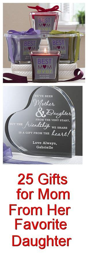 gifts for mom from her daughter top 60 gifts sweet