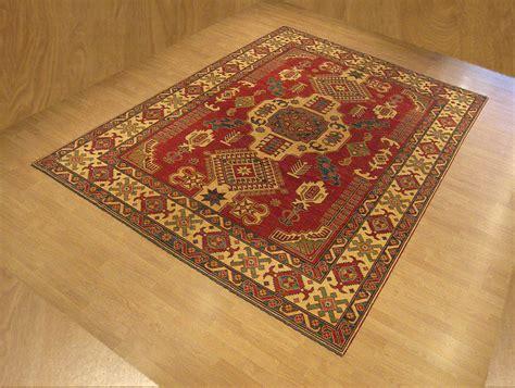ms rugs 8x10 vegetable dye woven afghan kazak