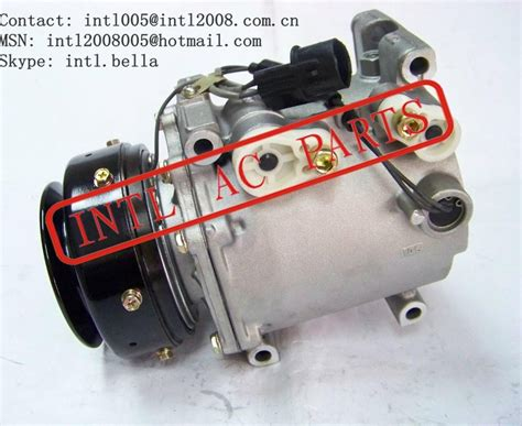 Ac China 1 Pk new msc105c 1pk ac compressor for mitsubishi montero sport