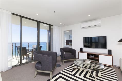 one bedroom apartment gold coast rhapsody resort gallery surfers paradise gold coast