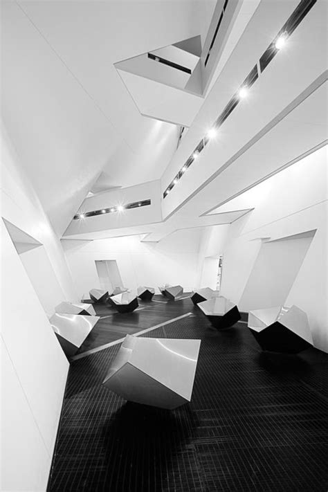 Royal Ontario Museum Interior by Royal Ontario Museum In Toronto Canadian Arts Culture