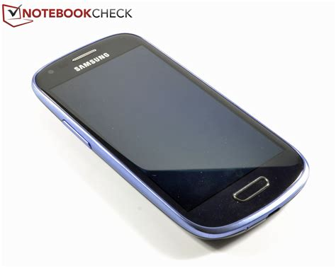review samsung s3 mini gt i8190 smartphone notebookcheck