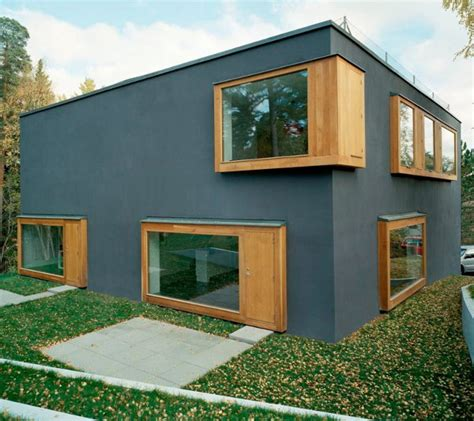 modern scandinavian house plans contemporary scandinavian architecture four rooms make an innovative house plan