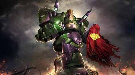 lex luthor dc universe  wallpapers hd wallpapers