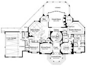 Estate Home Plans by Avanleigh Estate 6009 4 Bedrooms And 4 Baths The House