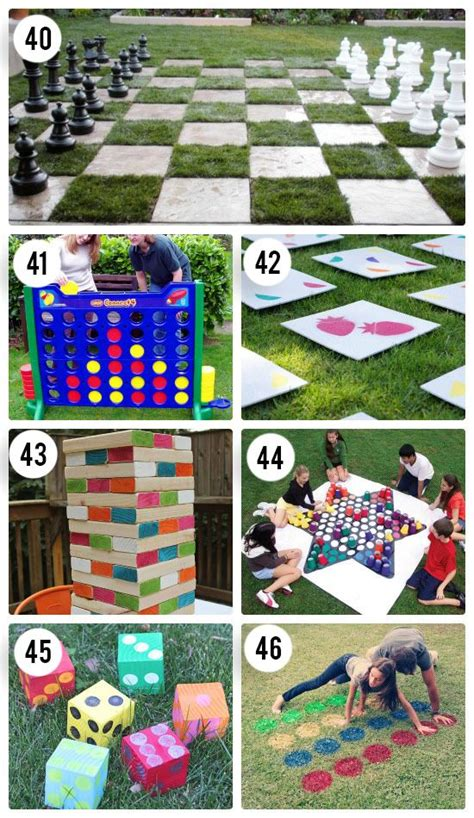 games for the backyard 25 best ideas about outdoor games on pinterest yard games giant garden games and
