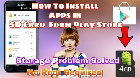 Play Store Without Root How To Apps In Sd Card From Play Store Without