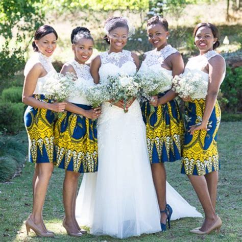 nigerian wedding colour in 2016 african wedding tenues demoiselles d honneur mariage