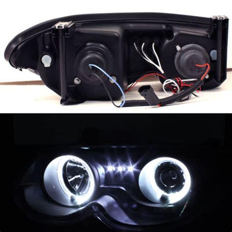 Chrysler 300m Headlights by 1999 2004 Chrysler 300m Eye Halo Led Projector
