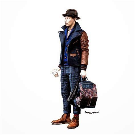 Sho Nr Untuk Ketombe 10 ilustrasi fesyen lelaki yang stylo habis dari firdaus ahmed selongkar10