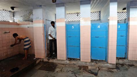 indian public bathroom india men pose with toilets to woo brides public radio