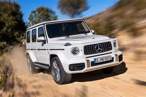 Mercedes G News by New 2018 Mercedes Amg G 63 Images And Details
