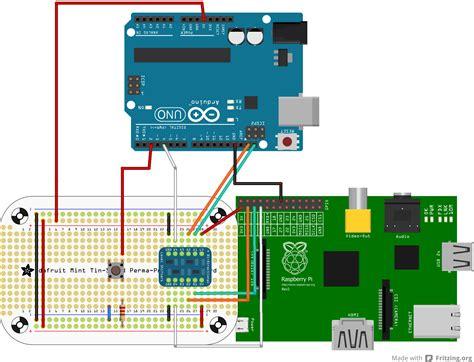 i2c pullup resistor raspberry pi i2c raspberry pi arduino uno rpi board all that jaz