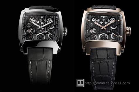 Tagheuer Monaco V4 Black tag heuer monaco v4 titanium look the home of tag