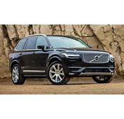 Volvo XC90 Inscription First Edition 2016 US Wallpapers