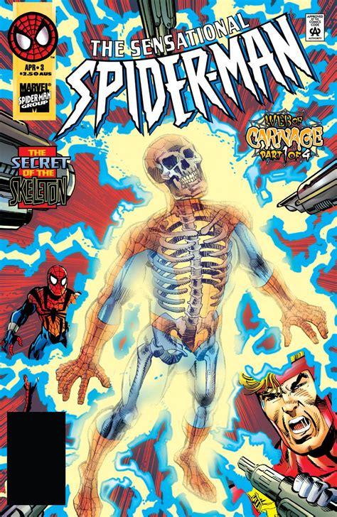 american carnage tales of trumpian dystopia books sensational spider vol 1 3 marvel database fandom