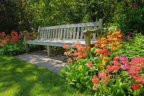 flower garden bench 59 outdoor bench ideas seating pictures designs