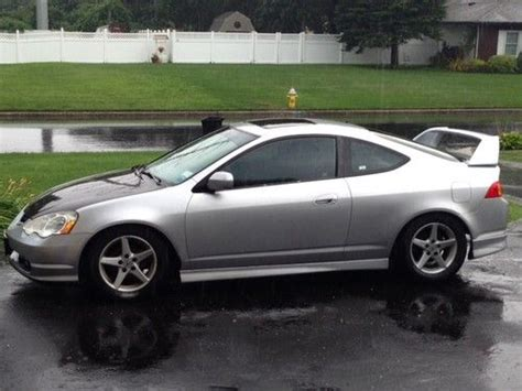 Acura Two Door by Purchase Used 2003 Acura Rsx Coupe 2 Door 2 0l In
