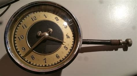 mercedes dashboard clock mercedes 180 vdo dashboard clock manual winding