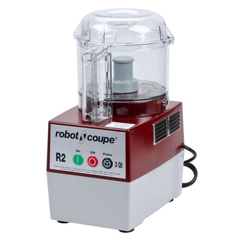 Blender Robot Coupe robot coupe r2bclr food processor with 3 qt clear