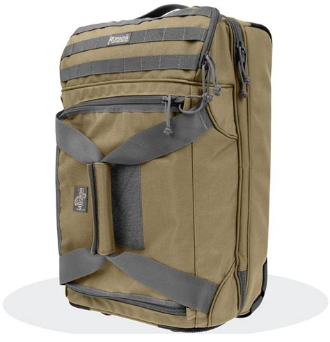 tactical carry on maxpedition tactical rolling carry on luggage