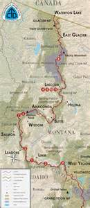 continental divide trail colorado map montana steps up to continue continental divide