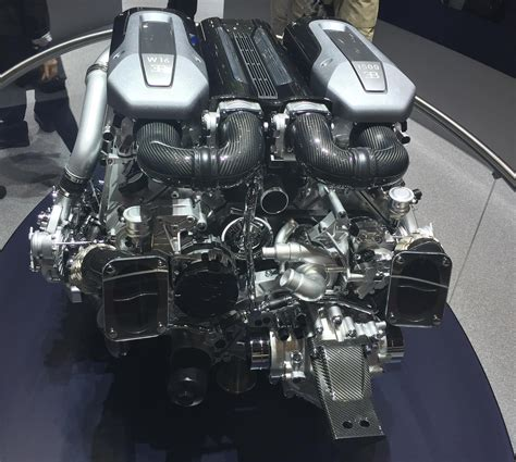 Bugatti Veyron Engine Weight We A New Enemy The 1 500hp Turbo W16 Bugatti