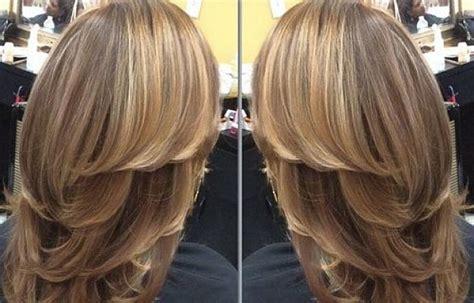 corte en v con capas cortes de cabello en capas un estilo que te favorece