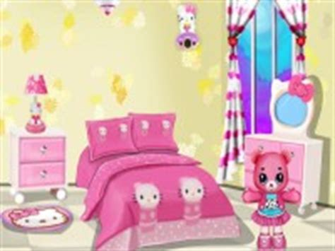 hello kitty bedroom game my cosy room decorating games baby games