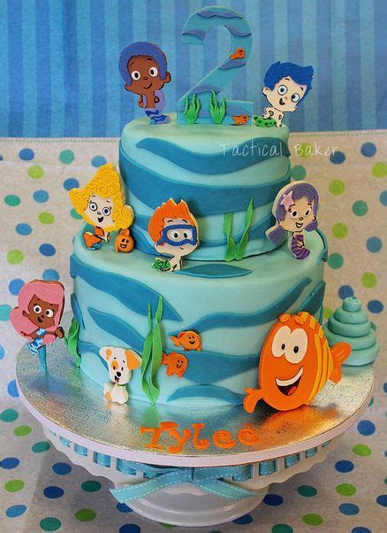 Guppies Cake Decorations by The World S Catalog Of Ideas
