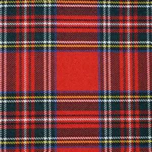 what is tartan royal stewart tartan