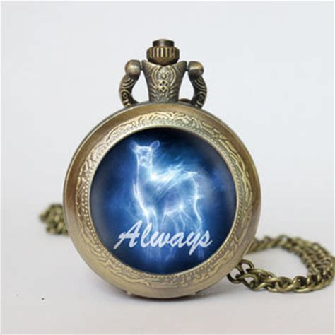 Handmade Lockets - best harry potter always necklace products on wanelo