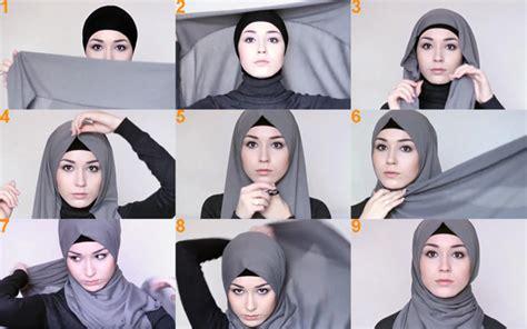tutorial hijab inneke koesherawati inilah tutorial hijab modern yang lebih anggun
