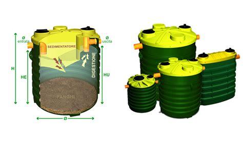 vasche imhoff polietilene fosse imhoff in polietilene technology srl