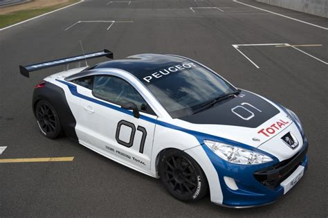 pug performance motorsport 2012 peugeot rcz cup series one make race car revealed performancedrive