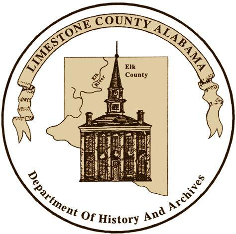 Limestone County Records Archives Limestone County