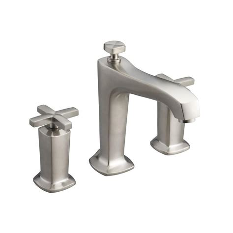 kohler margaux deck mount high flow bathroom faucet trim