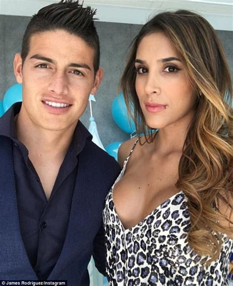 bayern munich loanee james rodriguez splits from wife