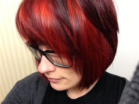 red hair highlights and lowlights red hair with lowlights and highlights hairs picture gallery