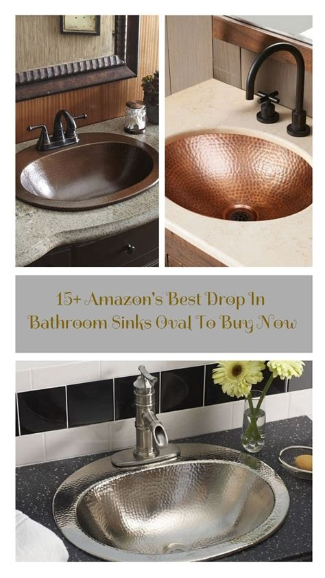 Buy Bathroom Sinks by 15 S Best Drop In Bathroom Sinks Oval To Buy Now