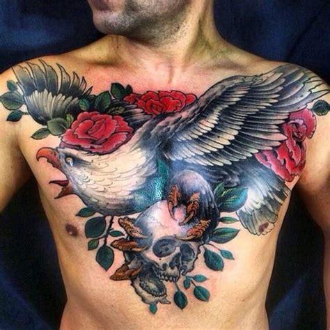 97 unbeatable chest tattoos for men